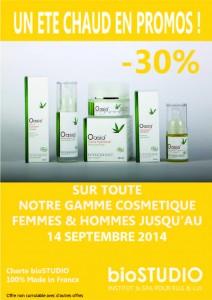 Institut de beauté, Vitacology, soins dijon