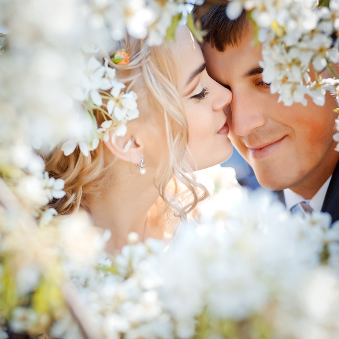 Soigner le maquillage le jour du mariage