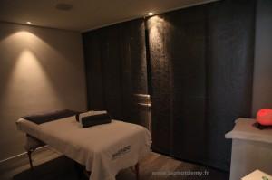 cabine pour massage et soins bien-être bioSTUDIO Dijon