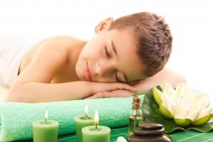 Prestation spa pour les enfants