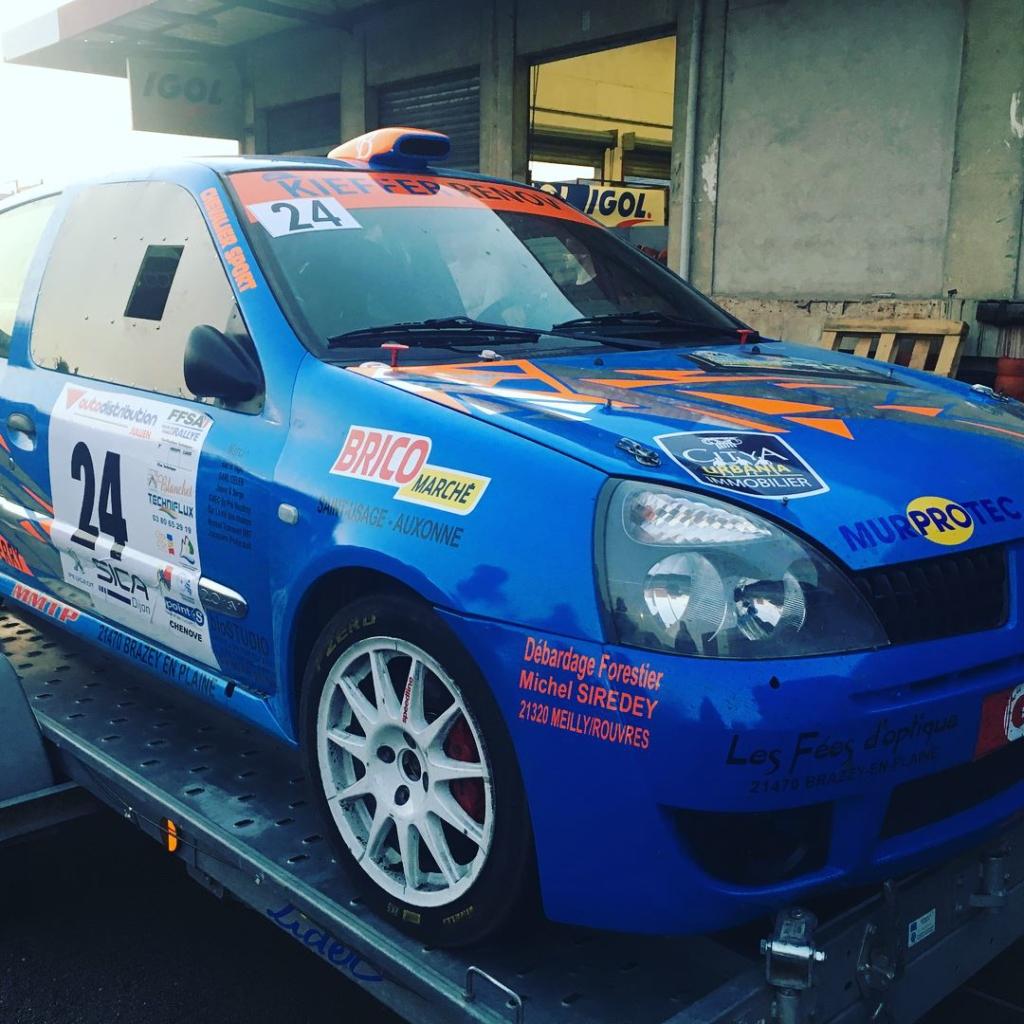 Rallye Dijon 21