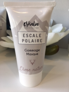 Gommage  masque