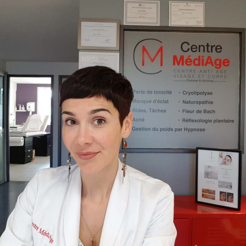 Cécile Michel Centre MédiAge Brignais