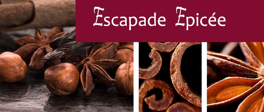Escapade Epicée